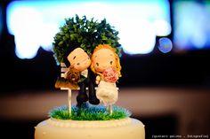 topo de bolo...eu amo a idea!