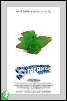 SUPERMAN. Poster designed by Jidé.