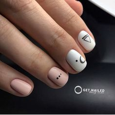 April 20 2020 at nails Minimalist Nails, Cute Acrylic Nails, Cute Nails, Nail Manicure, Diy Nails, Trendy Nails, Stylish Nails, Nails Only, Oval Nails