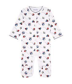 View the Toy Box Print Babygrow