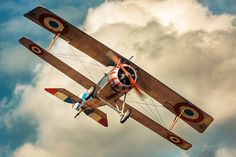 Nieuport 17c | Flyboys, via Flickr.