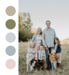 One of the hardest parts about family pictures is picking outfits that not only look good together, but look good for the location you will be having them taken. Here are my top tips for choosing clothes that you will love for your family portraits!