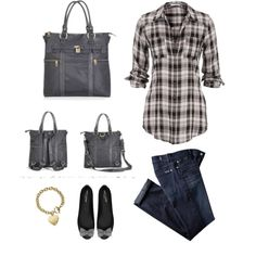 """""""Comfy and Casual"""" by newlieco on Polyvore"""
