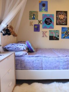 We love our Beddy's bedding - Ooh La Lavendar