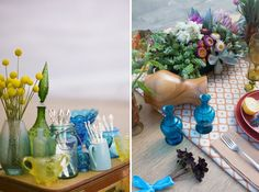 The Eclectic -- Wedding Style