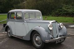 Lanchester 11 Saloon (1938)