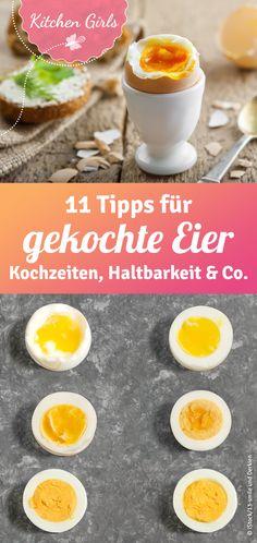 Die besten 25 eier weich kochen ideen auf pinterest quiche gem se quiche rezept und gem se - Eier kochen weich ...