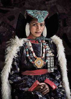 Ladakhi, Himalaya, Kashmir. - (Jimmy Nelson, Pictures BV/Courtesy of teNeues)