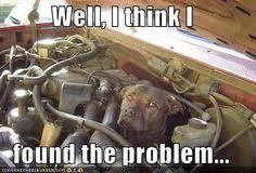 I found the problem! - http://movingcars.com.au/found-problem/