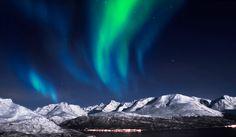Lo spettacolo magico dell'aurora boreale: che cos'è e dove possiamo vederla