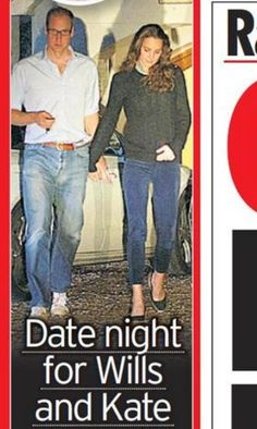 Love to see that Kate and William have Date Night!  Strong Marriages know that date night is super important!