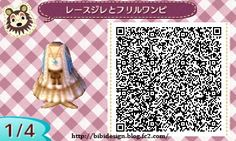 "Japanese site with lots of designs. Click ""Read More"" to view the QR codes"