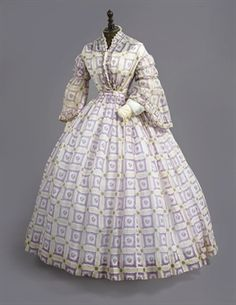 Muslin day dress