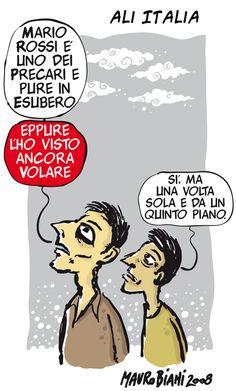 Mauro Biani 26 settembre 2008