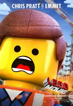 The Lego Movie.  I can't wait to see this!