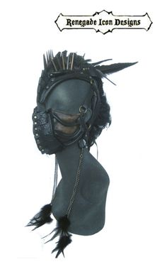 Bereit zum Schiff ** wenn internationale Bestellung bitte beachten Sie zusätzliche benutzerdefinierte Steuern und Gebühren mit Ihren Standort >>...   Rara Avis Collection:   .. Ich entwarf und baute dies aus jedem Winkel perfekt aussehen... Das Kick Ass an diesem Entwurf ist seine Vielseitigkeit... verstellbarer Verschluss hat im Rücken... und abnehmbare Maske... Dieses Stück ist wunderschön gebaut und ist ein Qualitätsstück... Tragbare Kunst... Dies ist nicht die gewöhnliche Kopf trag...
