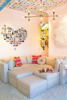 Top Ten Teen Hangout Areas and Link Party
