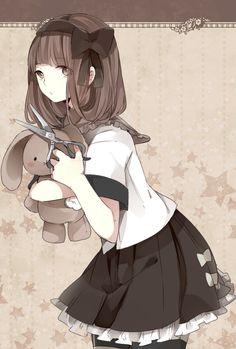 anime girl  on We Heart It