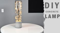 How to make a concrete lamp. More info on audio block Visit - http://audioblocks.com/DIYCreators_0217 Thanks for watching. If you like what I do Support me a...