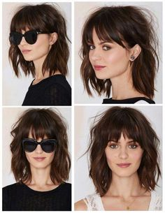 Corte 2018 Corte 2018 The post Corte 2018 appeared first on Geflochtene Frisuren. # shag Hairstyles with bangs Corte 2018 – - Geflochtene Frisuren Medium Hair Cuts, Medium Hair Styles, Curly Hair Styles, Curly Bangs, Messy Bangs, Choppy Bangs, Thin Hair Bangs, Braid Bangs, Haircuts With Bangs