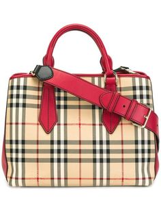 burberry bag with scarf