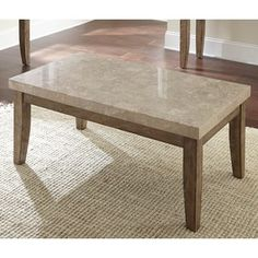 Shop for Greyson Living Fulham Marble Top Coffee Table. Get free shipping at Overstock.com - Your Online Furniture Outlet Store! Get 5% in rewards with Club O! - 18496984