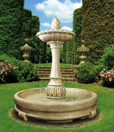 Riviera In Rondo Pool Fountain 5075F2 by Henri Studio.can be purchased at http://apollostatuary.com/index.php?main_page=product_info&cPath=43_51&products_id=84