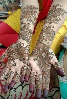 Henna Hand Designs, Mehndi Designs Finger, Floral Henna Designs, Latest Arabic Mehndi Designs, Mehndi Designs Book, Latest Bridal Mehndi Designs, Mehndi Designs 2018, Mehndi Designs For Beginners, Mehndi Designs For Girls