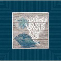 Global Gallery Anne Tavoletti Surfs Up IX Giclee Stretched Canvas Artwork 30 x 30