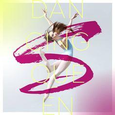 Dancing queen poster art for Classic Academy
