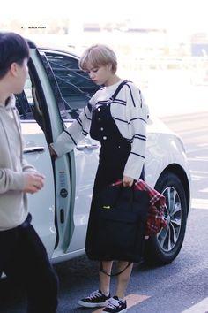 TWICE Jeongyeon Airport Fashion