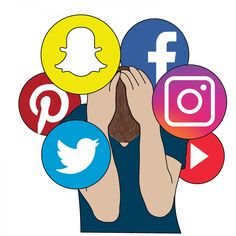 Is social media a threat to mental health? - Is social media a threat to mental health? Social Media Essay, Social Media Negative, Quitting Social Media, Social Media Detox, Social Media Marketing, Guerrilla Marketing, Street Marketing, Mental Health Art, Luxury Sports Cars