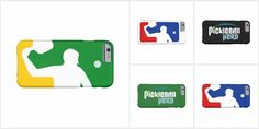 PICKEBALL iPhone Case. Great gift for you any Pickleball Player! (All cases now 15% OFF)