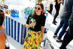 Australian Fashion Week Street Style–Poppy Lissiman