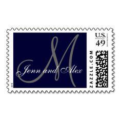 305 Best Monogram Postage Stamps Images Wedding Postage Stamps