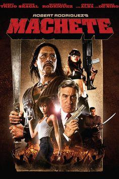 Machete, Action, 2010 , DIR:Ethan Maniquis & Robert Rodriguez