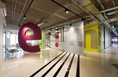 E:MG Advertising Agency / VOX Architects | ArchDaily