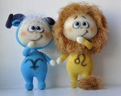одноклассники Crochet Dolls, Crochet Baby, Knit Crochet, Funny Toys, Baby Puppies, Amigurumi Toys, Crochet Animals, Beautiful Crochet, Baby Toys