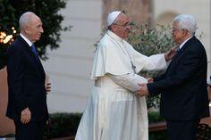 El Papa Francisco interviene en la situación actual de conflicto en Gaza - Aleteia