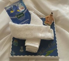 Wellness Sauna (Money) gift Voucher Also a great communal gift from several people. Consisting of: 1 linen Diy Gifts For Mom, Gift Vouchers, Construction Paper, Boyfriend Gifts, Special Gifts, Christmas Stockings, Diy And Crafts, Holiday Decor, Birthday