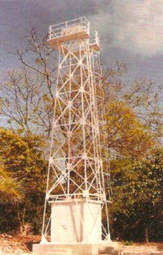 Lighthouses of India: Andaman and Nicobar Islands, Chowra Island