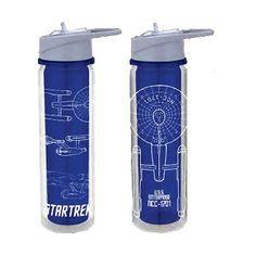 Star Trek 18 oz. Tritan Water Bottle #VandorLLC