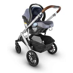 Taylor (Indigo) MESA - The MESA paired with the VISTA or CRUZ stroller delivers a Performance Travel System that is the ultimate in portability and safety. No need to sacrifice performance for convenience. Seat Protector, Car Upholstery, Bugaboo, Uppababy Stroller, Jogging Stroller, Travel System, Cool House Designs, Baby Grows, Baby Boy Shower