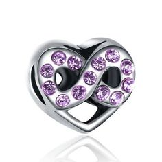 2017 New European Silver Bead Charm Wing Beads Fit Pandora Women Bracelets & Bangles