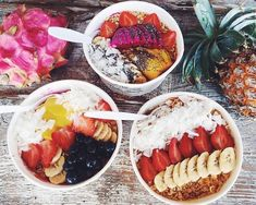 The 5 Best Smoothie Bowls in Bali – JetsetChristina