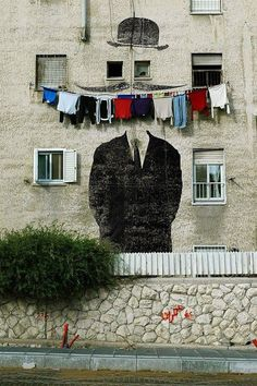 Best Street Art Masterpieces for July 2012