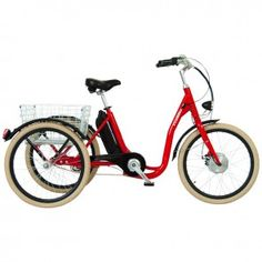 Tricycle, Vans, Store, Vehicles, Van, Larger, Rolling Stock, Business, Vehicle