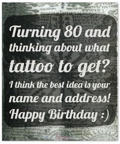 Extraordinary 80th Birthday Wishes By WishesQuotes 80th Birthday Quotes, Happy Birthday Verses, Unique Birthday Wishes, 80th Birthday Cards, Happy 80th Birthday, Birthday Card Sayings, Birthday Sentiments, Card Sentiments, Happy Birthday Images