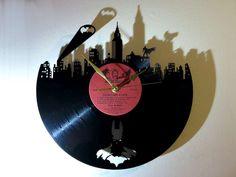 inventorArtist » Ottawa's Vinyl Clock Maker