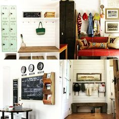 Garage Mudroom - htt